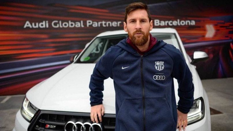 Audi Has Demanded Barcelona Players Return Their Free Cars After Sponsorship Deal Ended