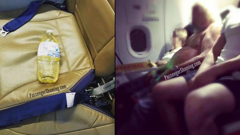 Former Flight Attendant Reveals The Worst Thing She's Ever Seen A Passenger Do