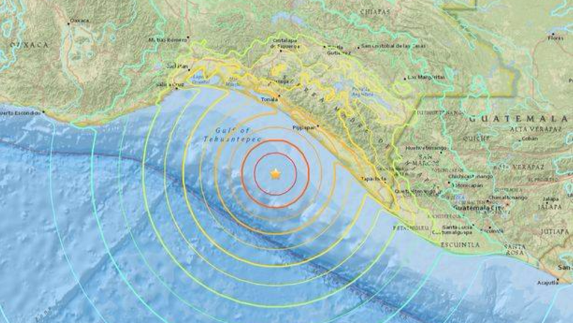 Strong Earthquake Has Hit Mexico, Killing At Least Five
