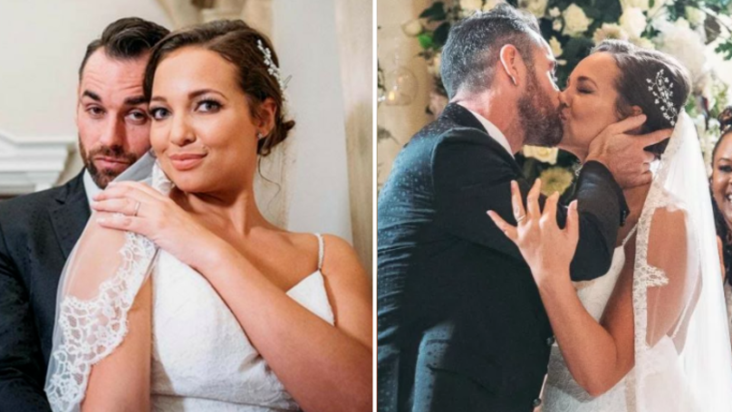 Married At First Sight Couple Ben And Stephanie Announce Their Split