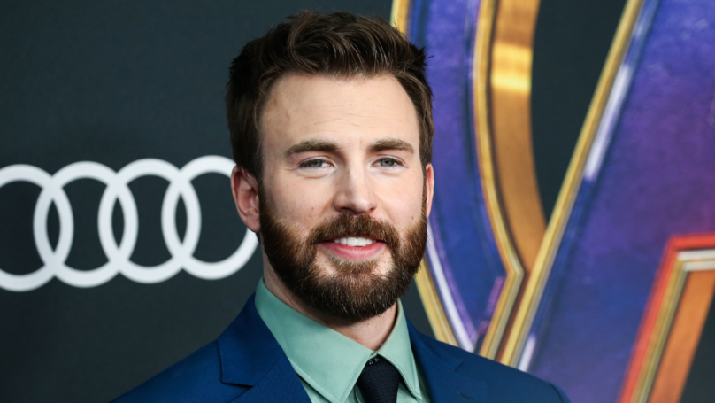 Chris Evans Cried At The End Of Avengers: Endgame