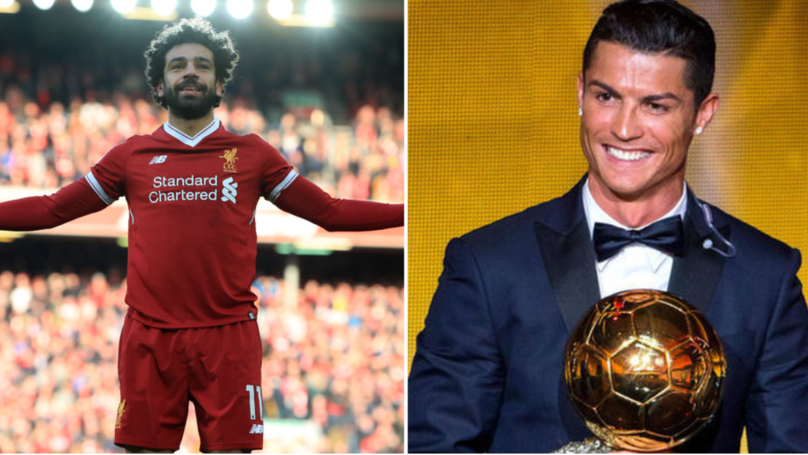 Cristiano Ronaldo Believes Mohamed Salah Should Win Ballon D'Or Over Him And Lionel Messi