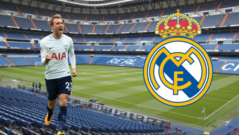 Real Madrid Ready To Offer Player In Swap Deal For Christian Eriksen