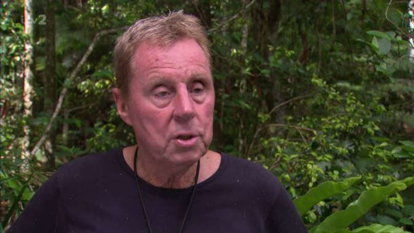 ​'I'm A Celebrity's' Harry Redknapp Is Donating Jam Roly Polys To The Homeless