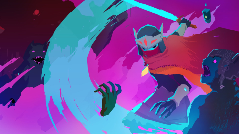 ​The Achingly Cool 'Hyper Light Drifter' Is Getting Its Own TV Series