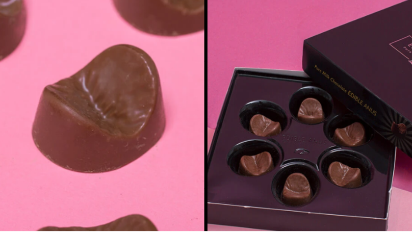 You Can Now Buy Edible Chocolate Bum Holes