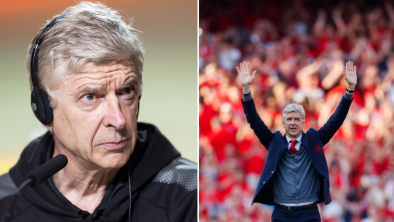 Arsene Wenger Admits Staying At Arsenal 22 Years Is A Regret