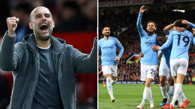 Manchester City Are Miles Ahead In The Premier League Table From This Decade