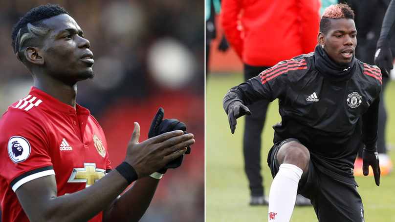 Paul Pogba Names The One Player Who Would Be A 'Pleasure' To Play Alongside