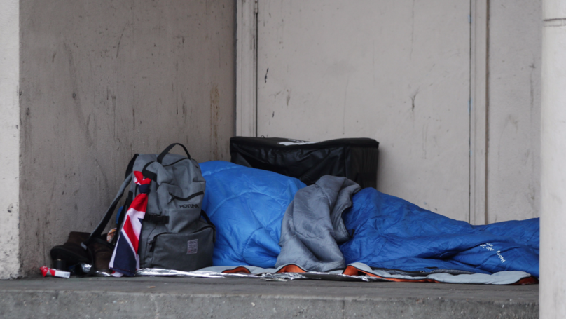 Manchester Fire Stations Opening Doors To Homeless People As Temperatures Drop