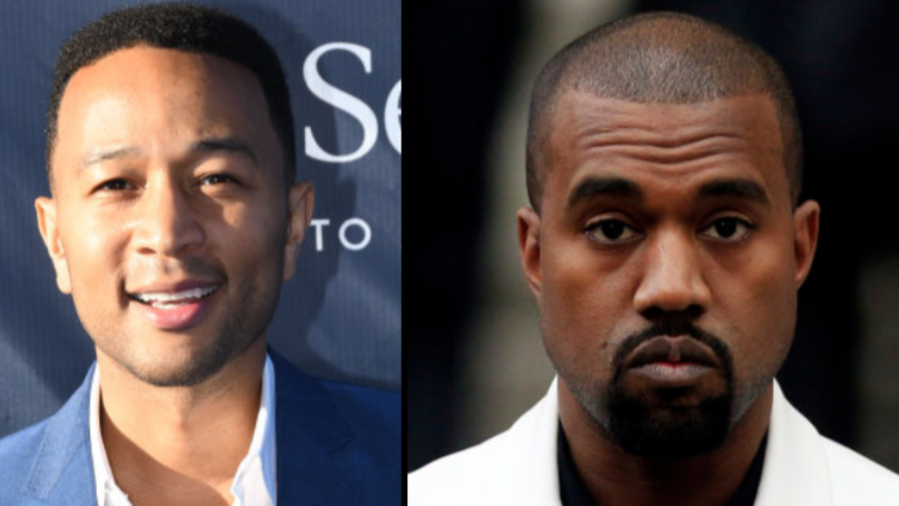 John Legend Says Kanye West Is 'Serious' About Running For President