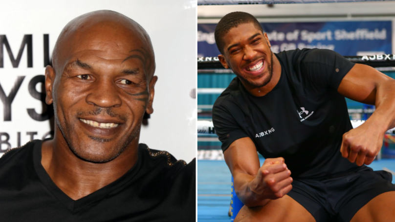 Mike Tyson's Response When Asked If He Would Beat Joshua Is Brilliant
