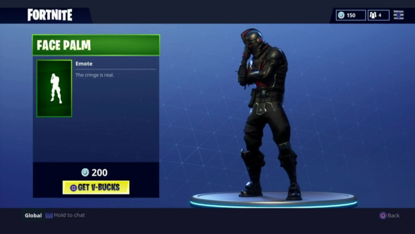 Epic Games To Remove Accidental Swastika In Fortnite