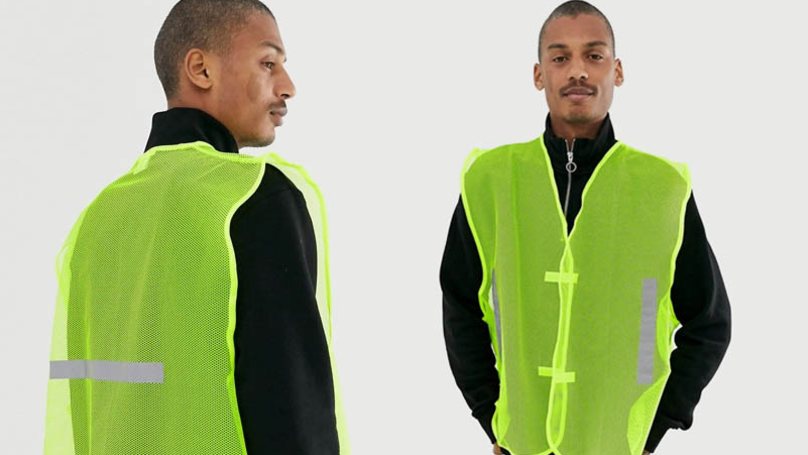 ​ASOS Is Selling Sexy Motorway Repairman Vests In Time For Glastonbury 2019