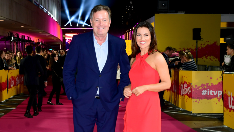NTAs Boo Piers Morgan As He Appears On Screen And Fans Are Loving It