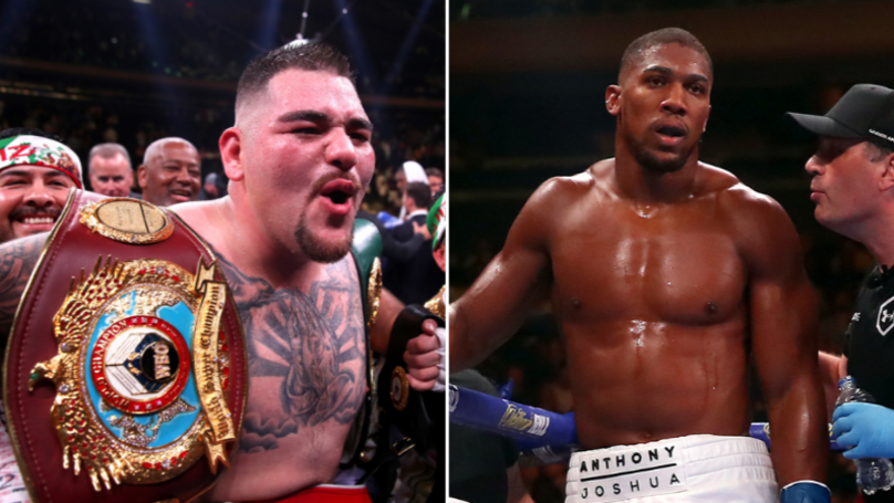 Andy Ruiz Jr Set To Reject Saudi Arabia Rematch Against Anthony Joshua