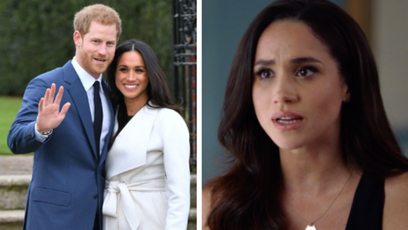 Meghan Markle Will Be Restricted From Doing A Bunch Of Things After Wedding