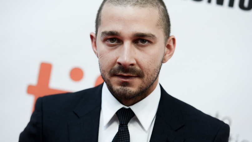 Check Out Shia LeBeouf Go Savage On This White Nationalist