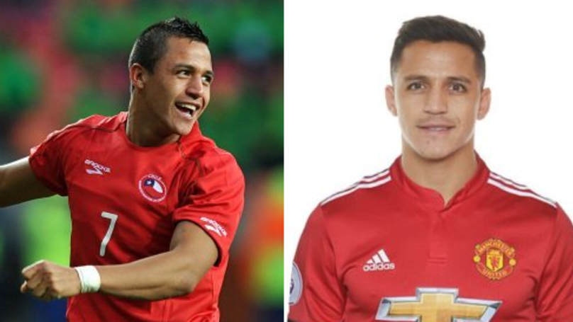 What Alexis Sanchez Told His Chile Teammates About Manchester United In 2010