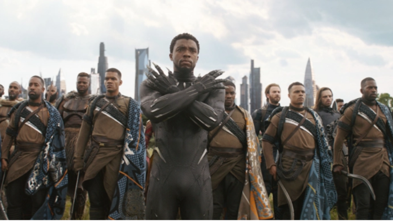 'Black Panther' First Marvel Film Nominated For Golden Globes 'Best Picture' Award