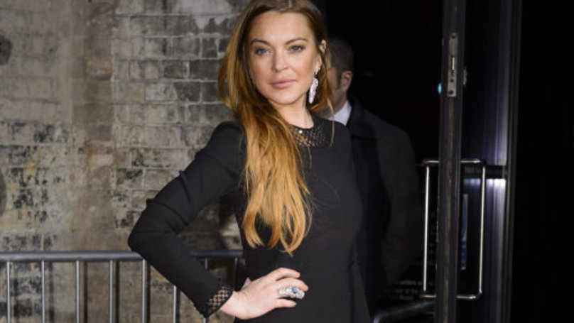 People Believe Lindsay Lohan Has Become A Muslim After Instagram Message