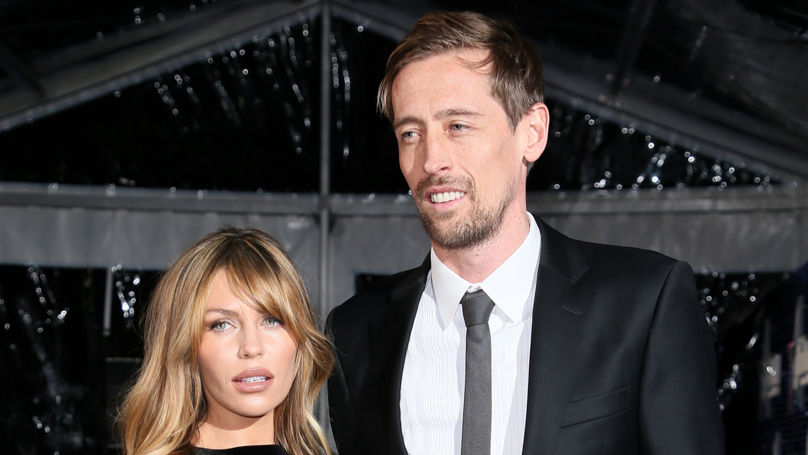 Peter Crouch Announces His New Baby's Name With A Hilarious Tweet