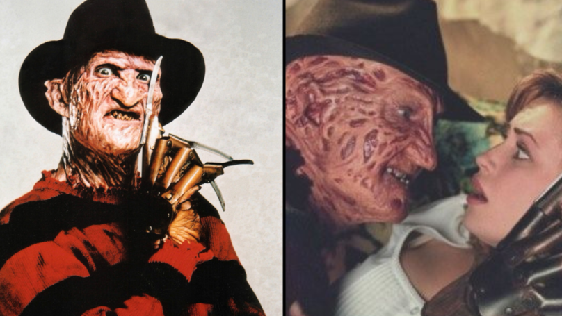 Robert Englund Is Reprising His Role As Freddy Krueger