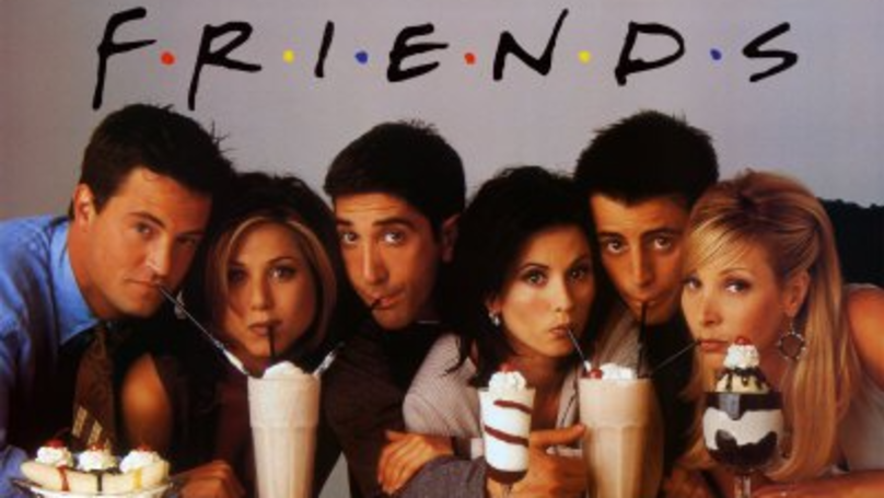 Netflix Appears To Confirm 'Friends' Is Going To Be There For You