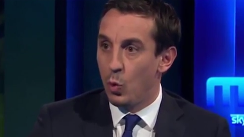 WATCH: Gary Neville Names His PFA Player Of The Year