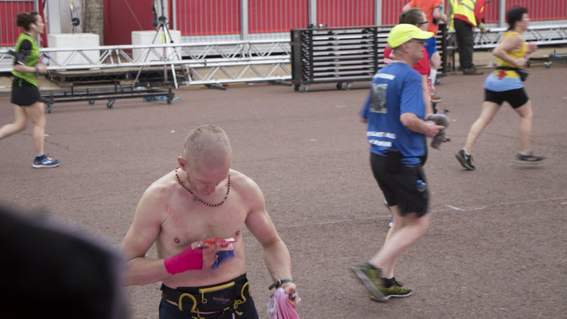Man Allegedly Stole Another Runner's Bib For London Marathon And Took His Medal