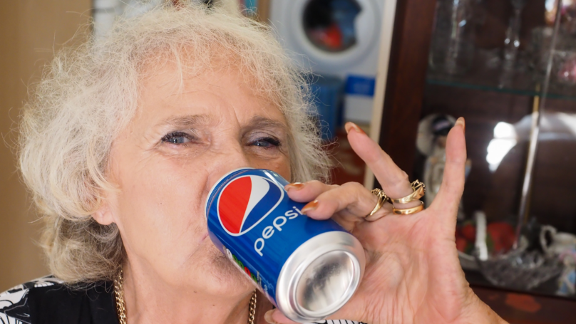 Great Grandma Says She's Drank Nothing But Pepsi For Last 60 Years