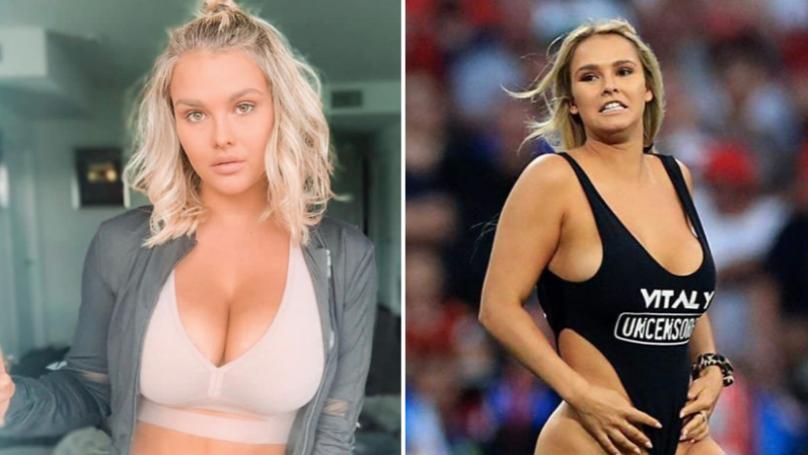 Champions League Streak Advertising Boyfriend's Adult Site Worth $4 Million