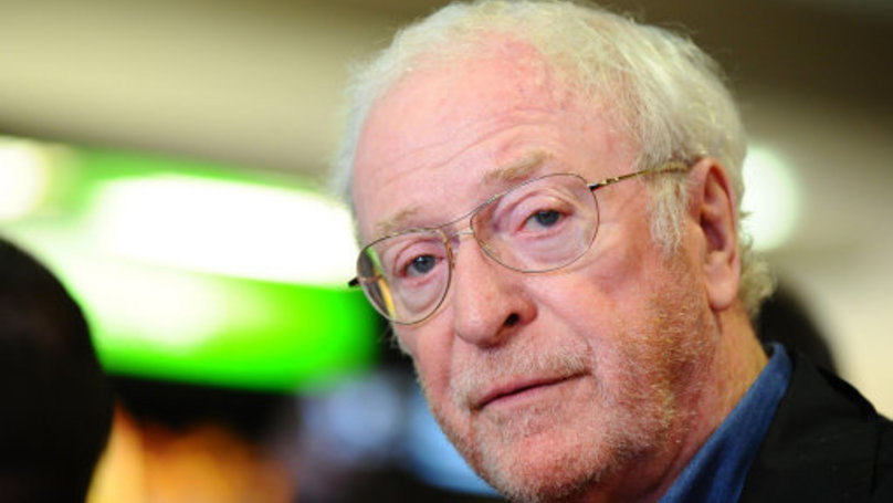 Sir Michael Caine Had To Change His Name 'Because Of ISIS'