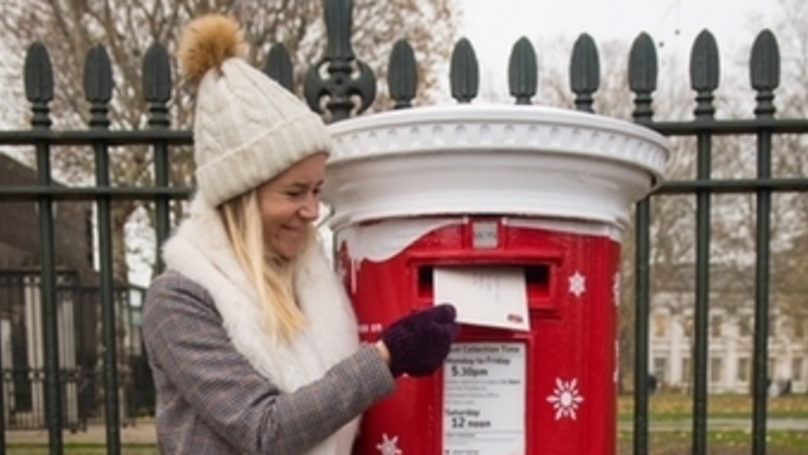 ​Royal Mail Has Installed Festive Musical Postboxes Across The UK