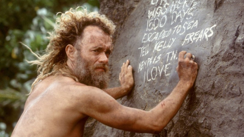 Cast Away Trailer Is Effectively The Whole Film In A Couple Of Minutes