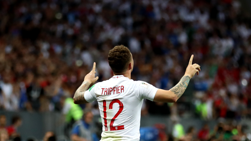 People Are Comparing Kieran Trippier To David Beckham, Even David Beckham