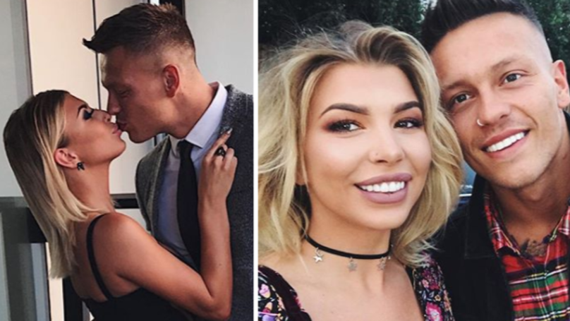 Alex Bowen Makes Baby Plans With Olivia Buckland
