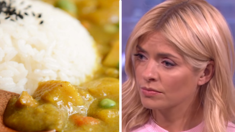 This Morning Guest Claims Curry Cured Her Cancer