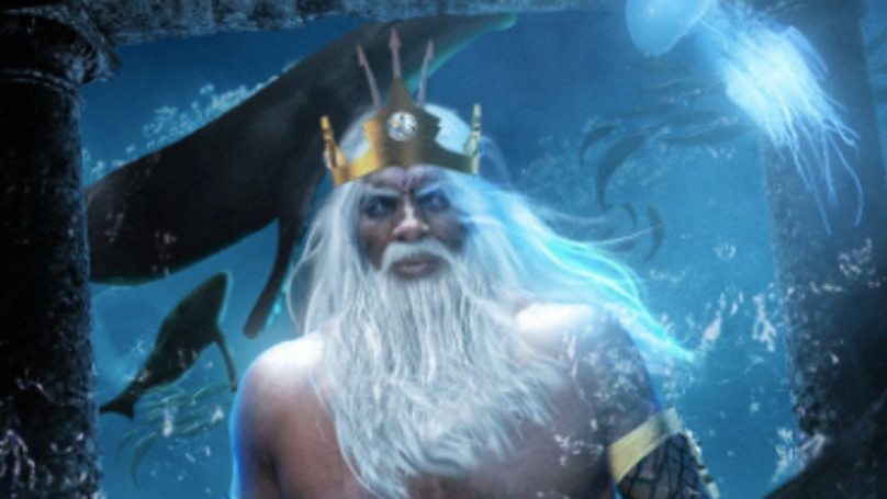 Fans Want Idris Elba Or Terry Crews To Play King Triton In The Little Mermaid