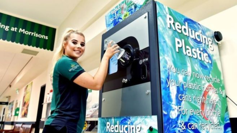 ​Morrisons Introduces Plastic Bottle Reverse Vending Machines In New Trial