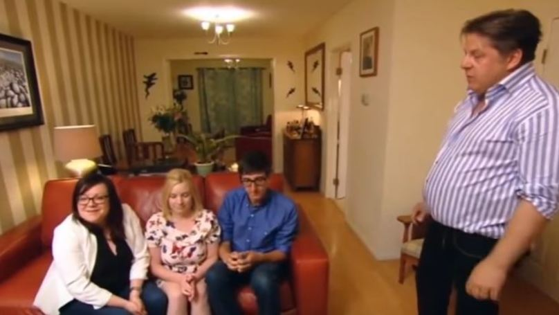 Revisiting The Time A 'Come Dine With Me' Loser Called A Guest A 'Dump Truck'