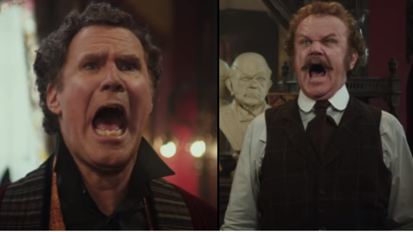Will Ferrell And John C. Reilly Are Wait on In Hilarious 'Holmes And Watson' Trailer thumbnail