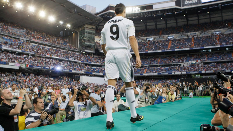 Cristiano Ronaldo's Stats During His Time At Real Madrid Are Genuinely Hard To Believe
