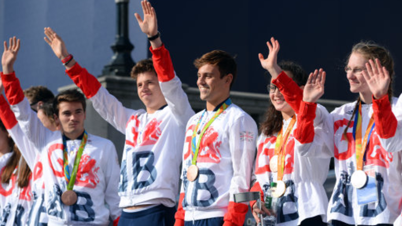 The D.U.P Want To Rename Team GB Before Siding With Tories