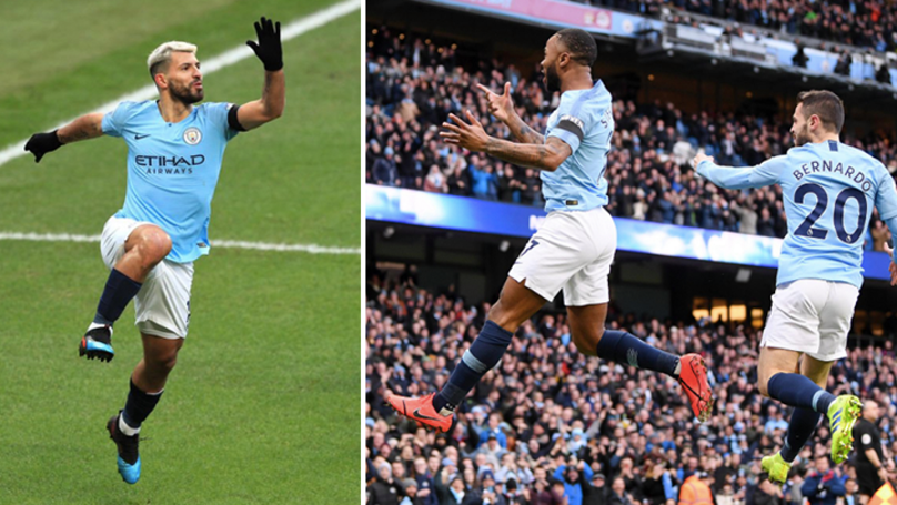 Manchester City Decimate Chelsea To Go Back Top Of The Premier League