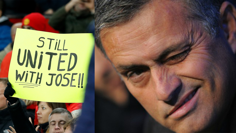 Mourinho Was 1/5 For The Chop At Half Time…Will He Fight Another Day?