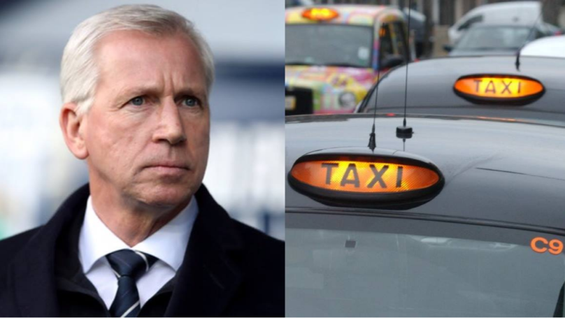 Taxi For Pardew As Redknapp Tipped To Takeover At West Brom