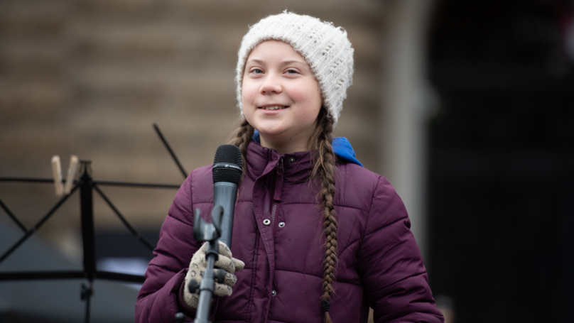 16-Year-Old Climate Change Activist Nominated For Nobel Peace Prize