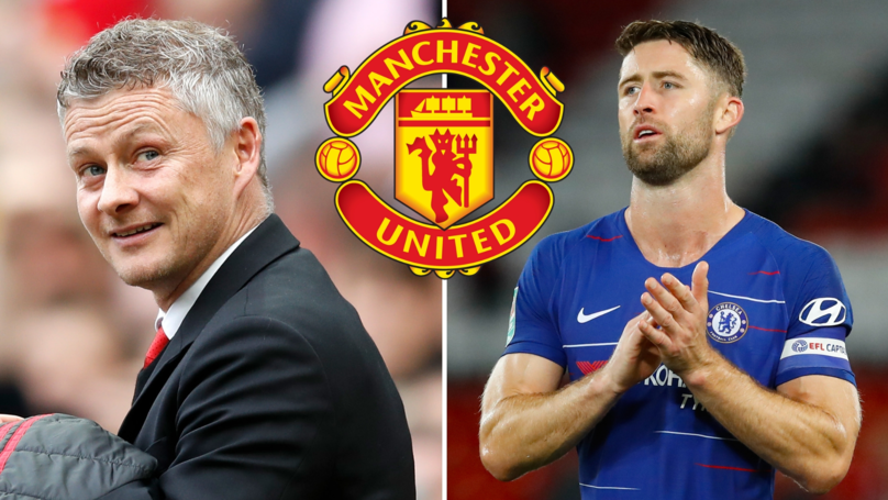 Manchester United Should Make A Shock Move For 'Terrific' Gary Cahill