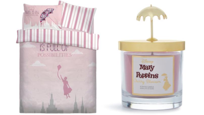 Primark's Mary Poppins Homeware Range Is Pure Magic